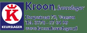 Slagerij Kroon