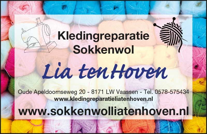 Naaiatelier Lia ten Hoven