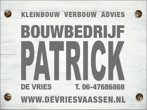 Bouwbedrijf Patrick